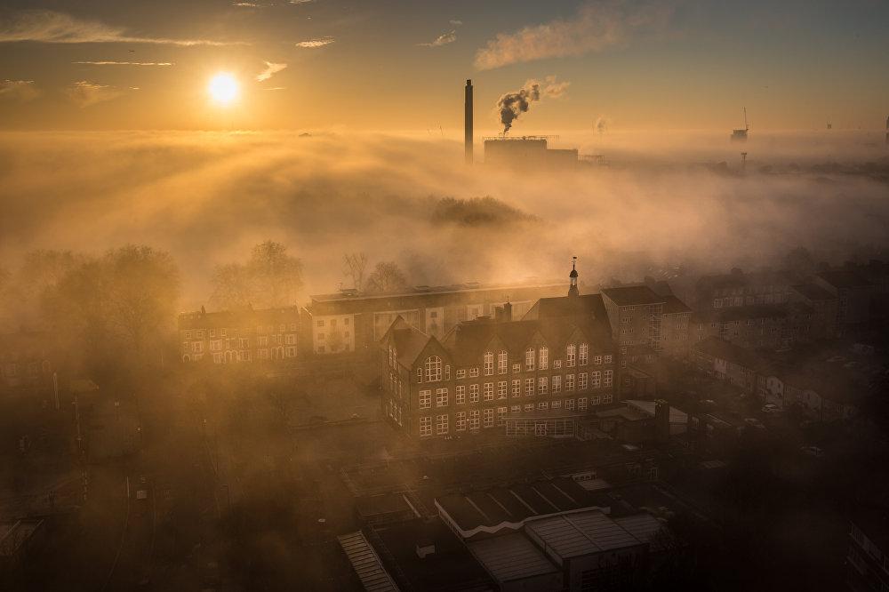Les lauréats et finalistes du concours Weather Photographer of the Year 2017