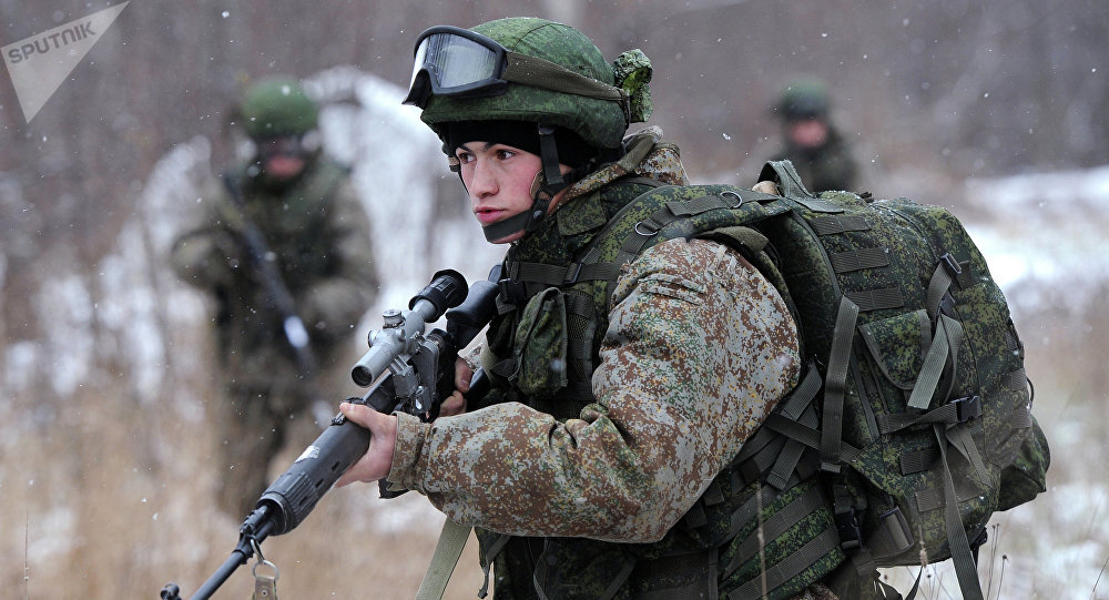 Ratnik: le soldat du futur russe à l'épreuve