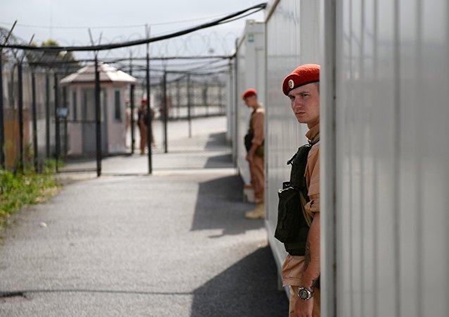 Russischer Luftstützpunkt Hmeimim bei Latakia