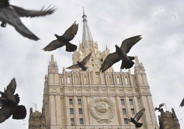 Moscou répond aux accusations de Kaboul sur un prétendu soutien russe aux Talibans