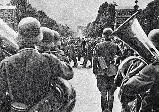 Paris pendant la Seconde Guerre mondiale