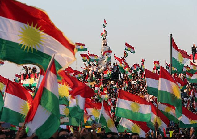 Le référendum au Kurdistan