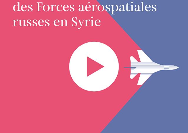 Deux années d'opérations des Forces aérospatiales russes en Syrie