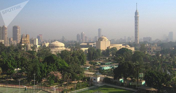 Le Caire, Egypte
