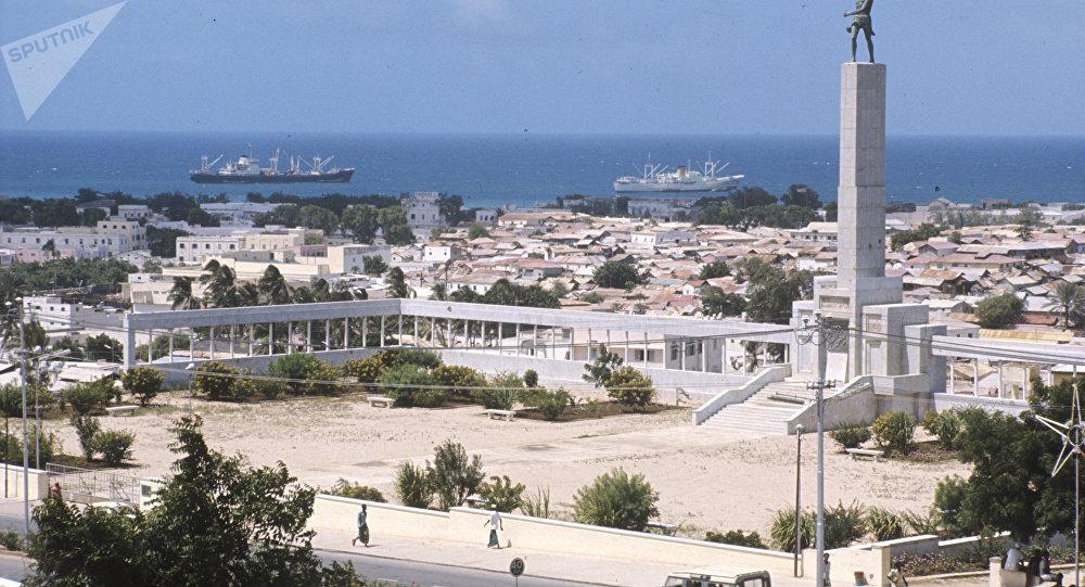 La capitale somalienne Mogadiscio