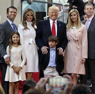 Les contribuables US payent au prix fort les vacances de la famille Trump