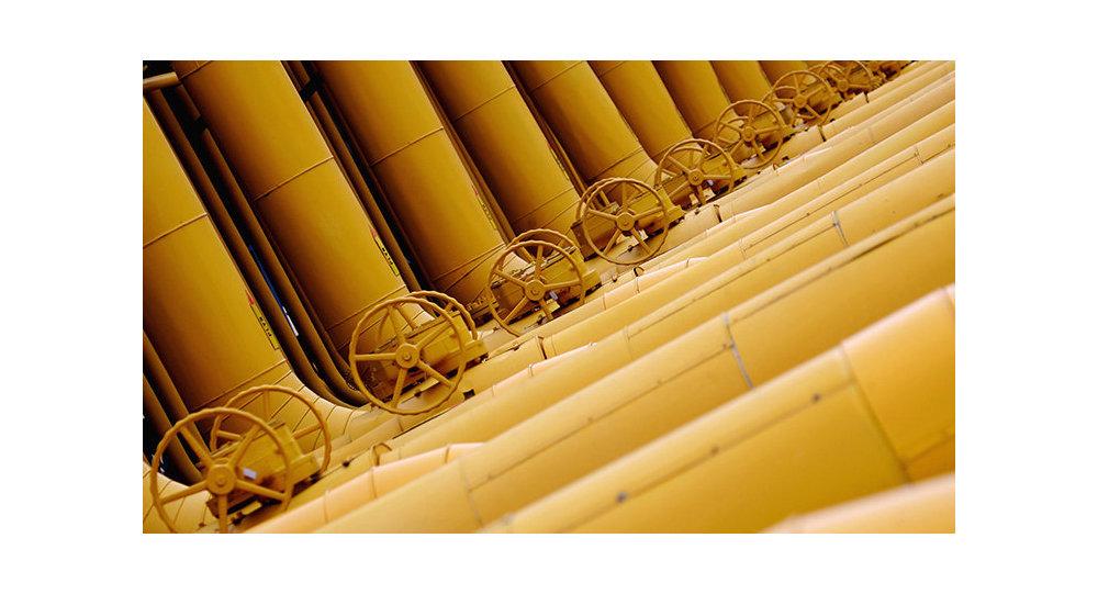 Ukraine : les importations de gaz russe divisées par 1,7 en 2014 (opérateur)