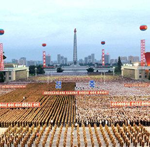 Pyongyang célèbre la réussite de l'essai pour l'installation de fusées balistiques
