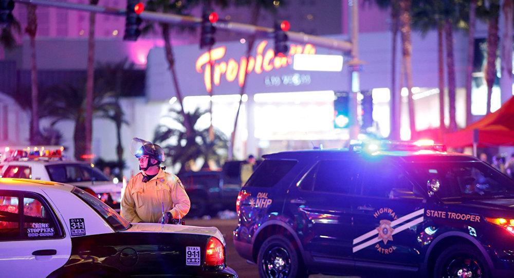Fusillade de Las Vegas
