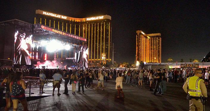 Mandalay Bay Hotel, Las Vegas, Nevada, U.S.
