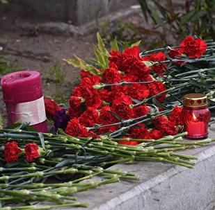 Moscou commémore les victimes de Las Vegas