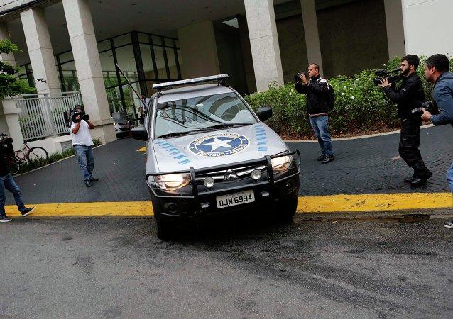 Police brésilienne