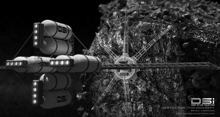 La bataille pour les ressources spatiales a commencé
