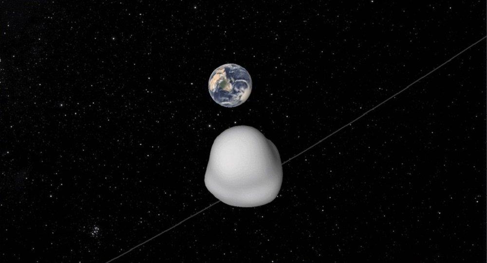 TC4, l'astéroïde qui a