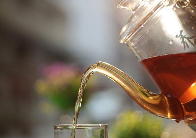 Du thé noir