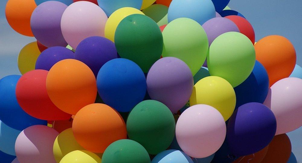 Des ballons. Image d'illustration