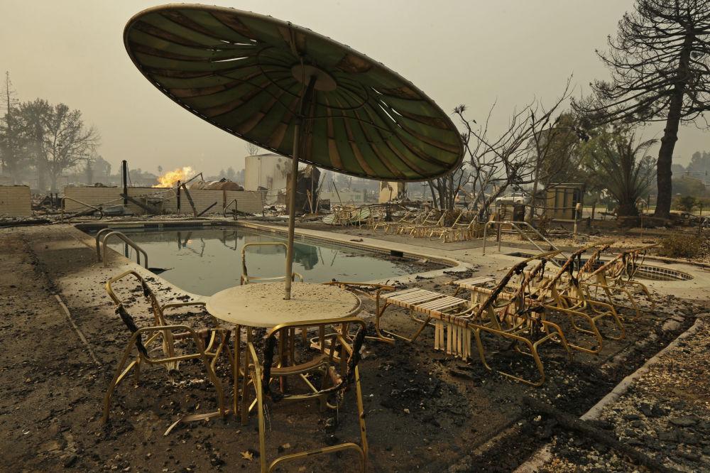 Des incendies dévastateurs en Californie