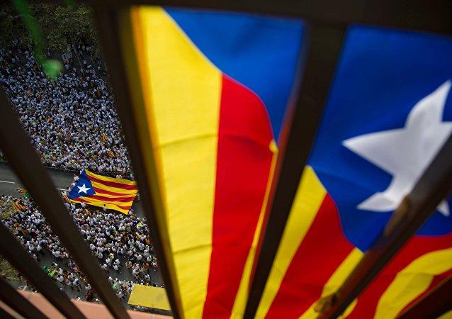 drapeau de Catalogne