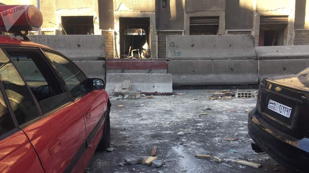 Attentat de Daech à Damas: Le QG de la police visé
