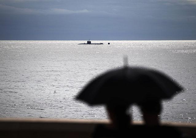 Sous-marin nucléaire US