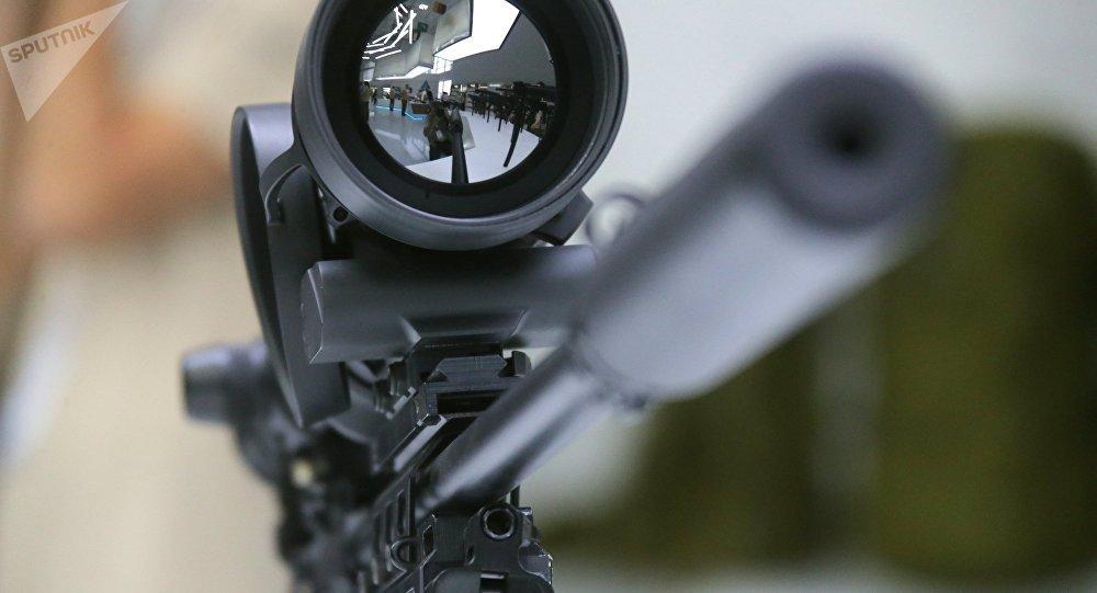 des nouveaux fusils Kalachnikov