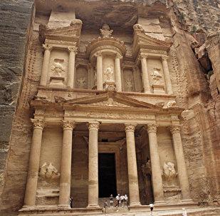 La cité antique de Pétra