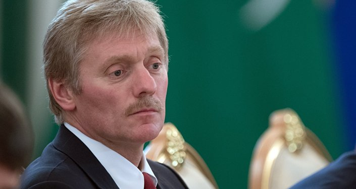 Dmitri Peskov, porte-parole du Kremlin