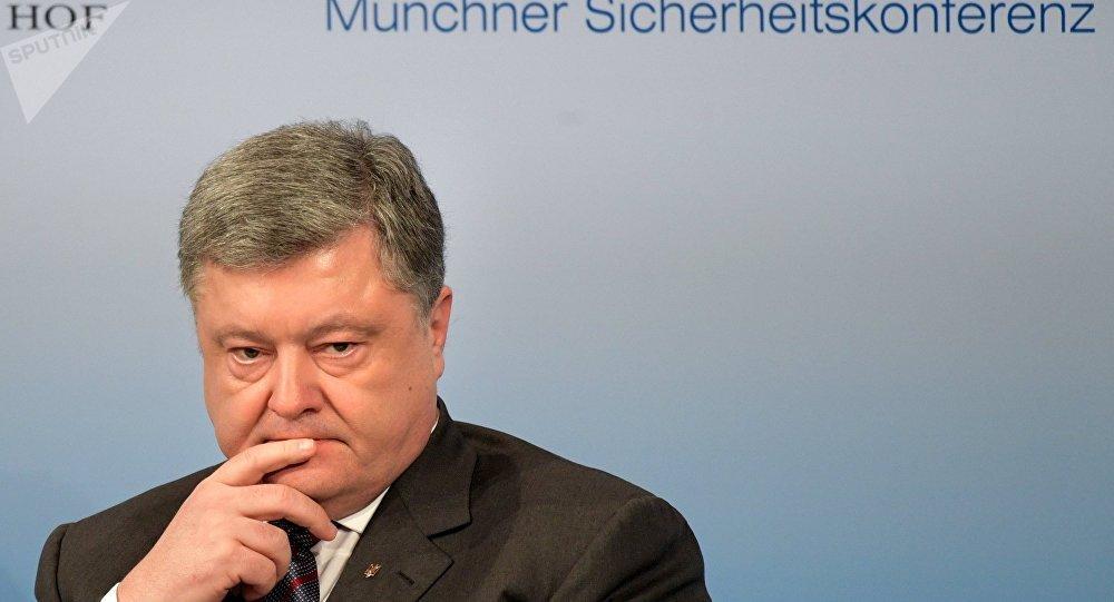 Piotr Porochenko, Président ukrainien