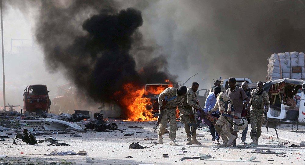 Somalie: forte explosion à Mogadiscio