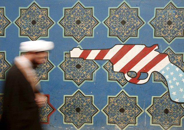 Un religieux iranien