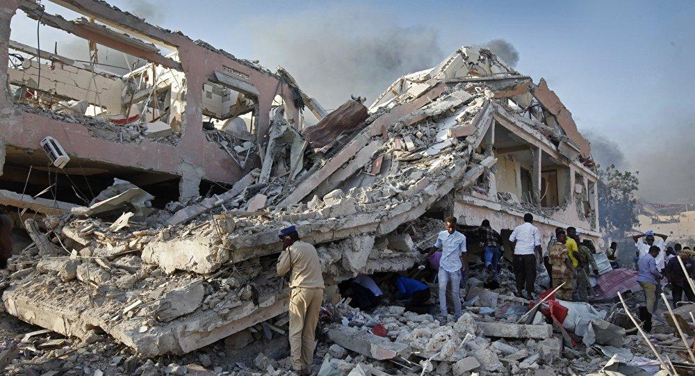 le bilan de l attentat mogadiscio s alourdit 85 morts sputnik france. Black Bedroom Furniture Sets. Home Design Ideas