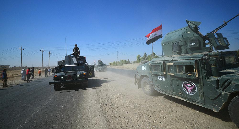 Opération de l'armée irakienne à Kirkouk