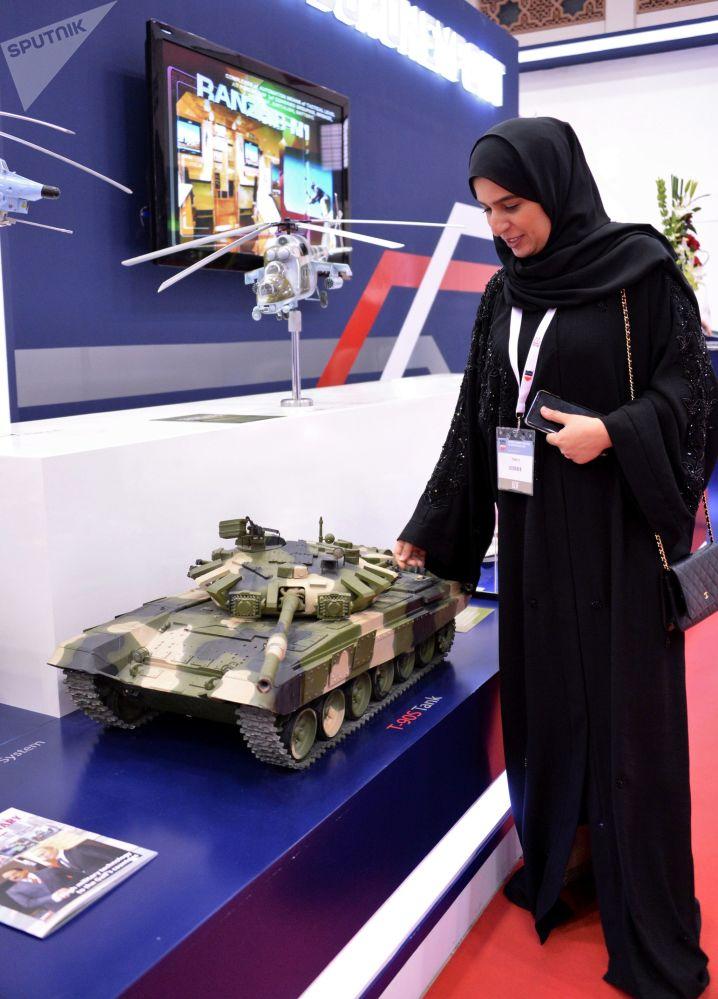 L'exposition militaire internationale BIDEC 2017 à Bahreïn
