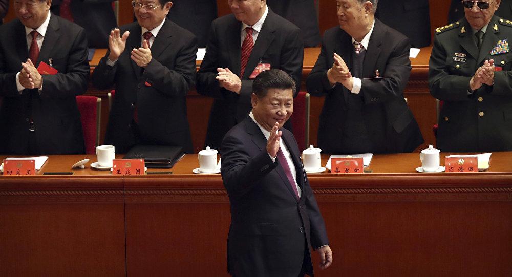Quel est l'objectif de la Nouvelle route de la soie de la Chine?