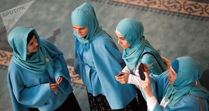 Les femmes musulmanes