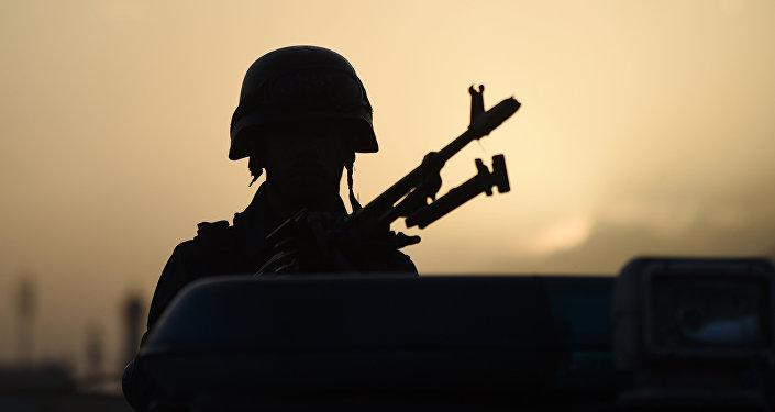 Kaboul police