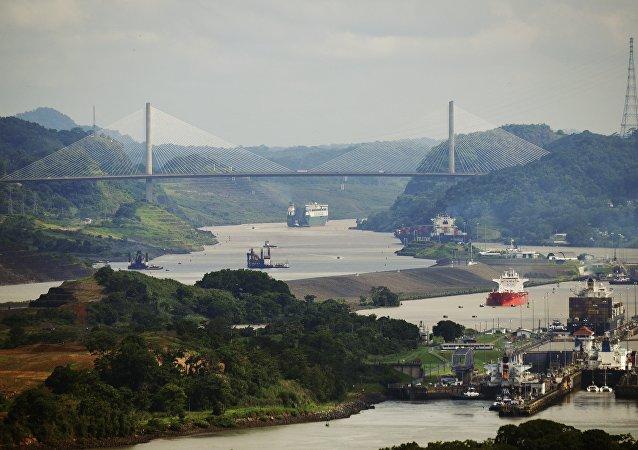 Le projet de canal interocéanique du Nicaragua serait une solution au problème de l'encombrement du canal de Panama