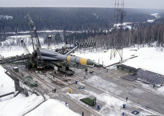 Cosmodrome de Plessetsk