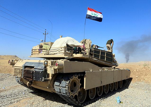 Char de l'armée irakienne