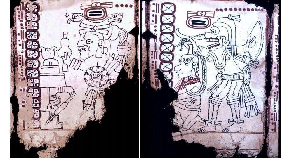 La déesse maya Ixchel