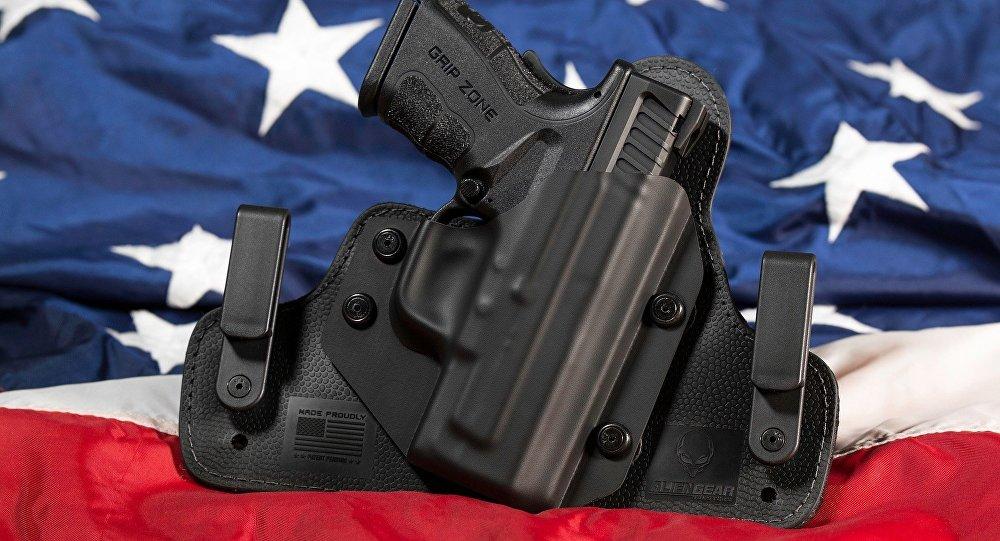 Armes américaines (image d'illustration)