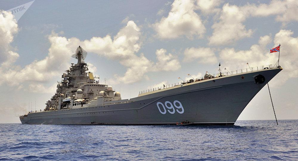 Quels sont les navires de guerre les plus puissants sputnik france - Quel est le plus grand porte avion du monde ...