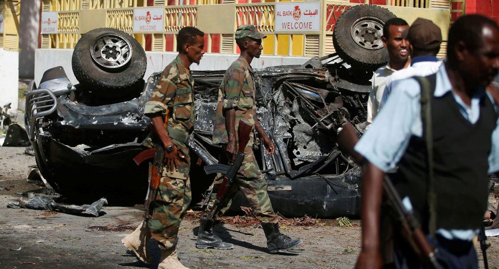 des militaires somaliens (image d'illustration)