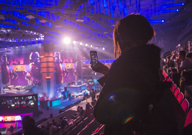 Tournoi EPICENTER à Saint-Pétersbourg du jeu en ligne Counter-Strike: Global Offensive