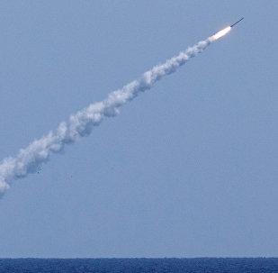 Le sous-marin Veliki Novgorod frappe Daech en Syrie aux missiles Kalibr (archive photo)