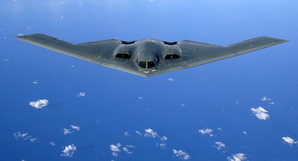 Bombardier américain B-2 Spirit