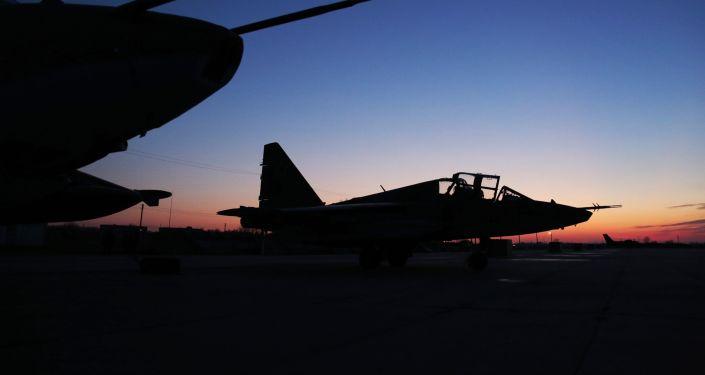 Su-25 russes
