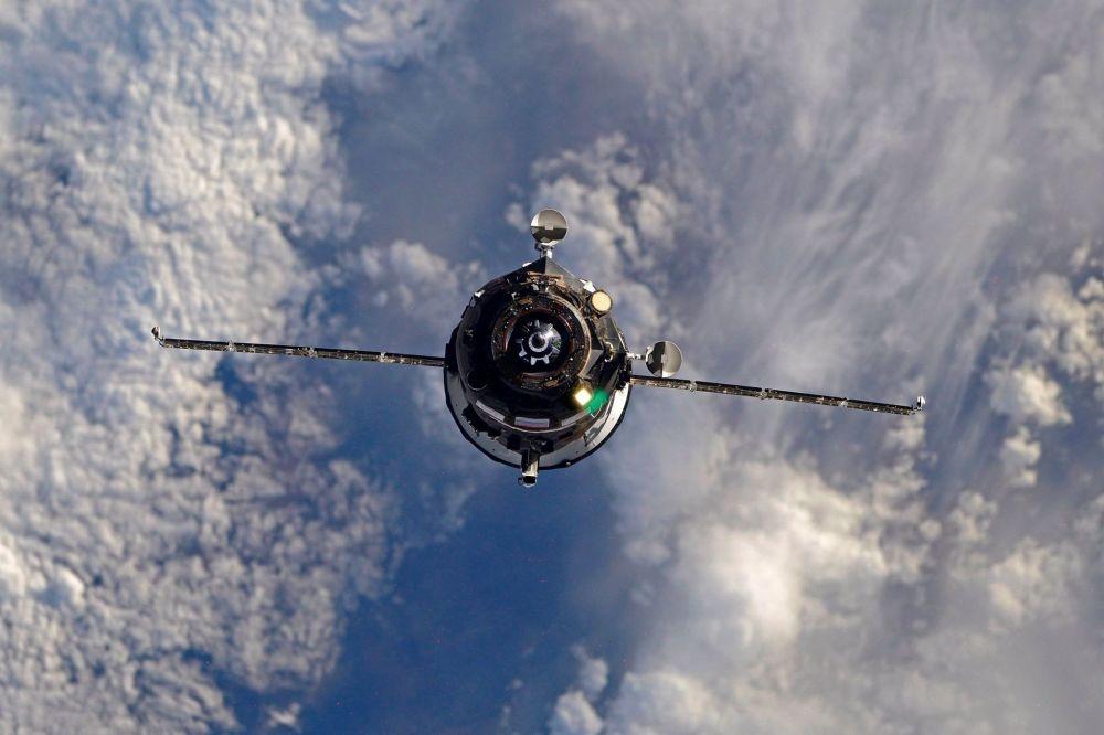 Nouvelles spatiales en photos, octobre 2017