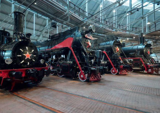 Le Musée des chemins de fer s'est ouvert à Saint-Pétersbourg