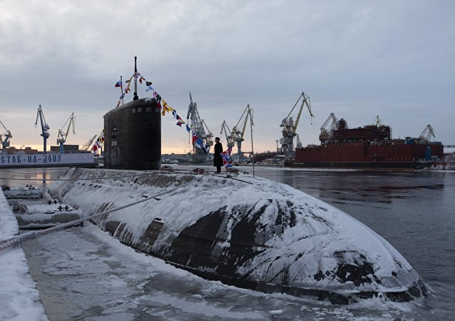 Sous-marin diesel-électrique du projet 636.6 Varchavianka Rostov-sur-le-Don